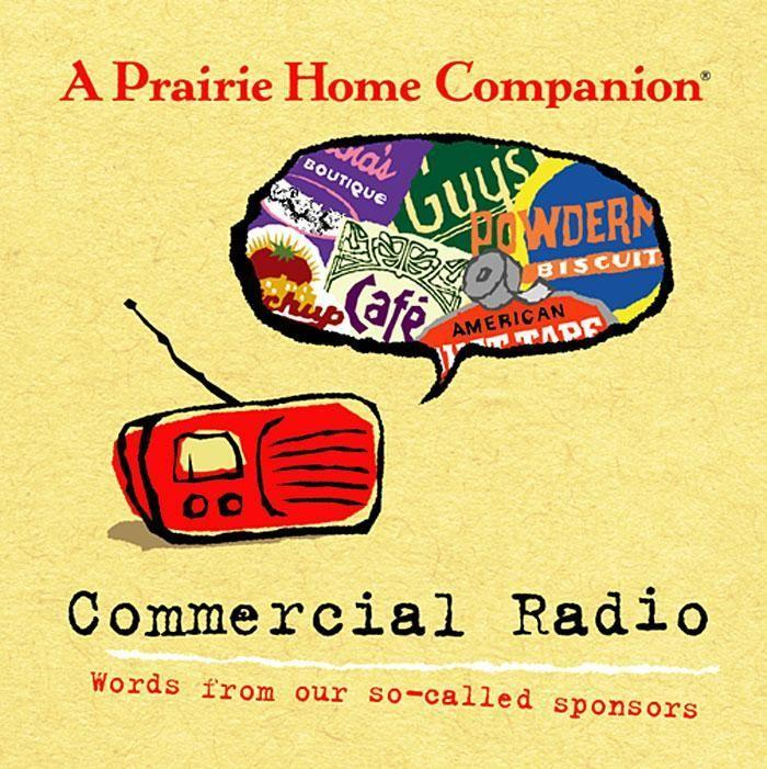 Commercial Radio: Words from Our So-Called Sponsors als Hörbuch CD