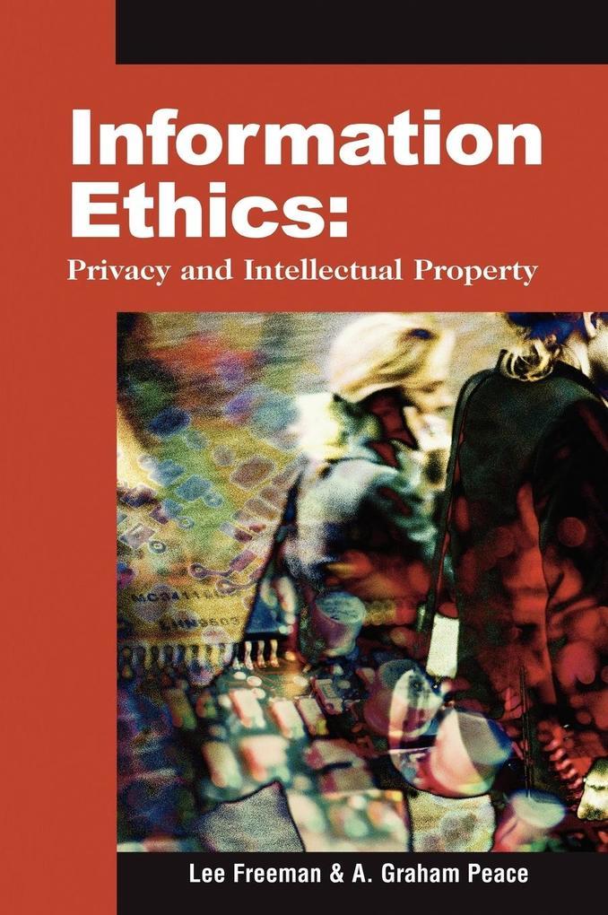 Information Ethics als Buch (gebunden)