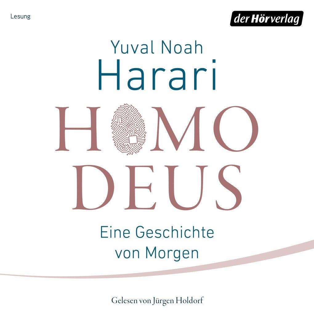 Homo Deus als Hörbuch Download