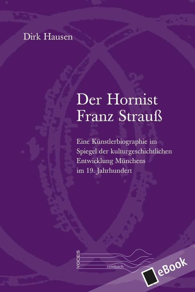 Der Hornist Franz Strauß als eBook