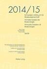 Schweizer Jahrbuch für Musikwissenschaft 34/35
