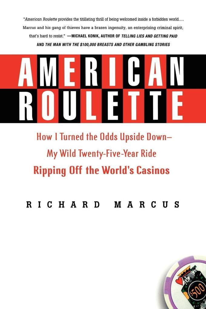 American Roulette als Taschenbuch