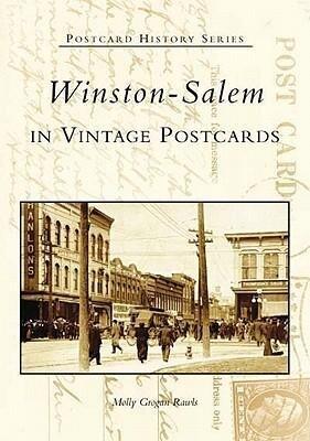 Winston-Salem in Vintage Postcards als Taschenbuch