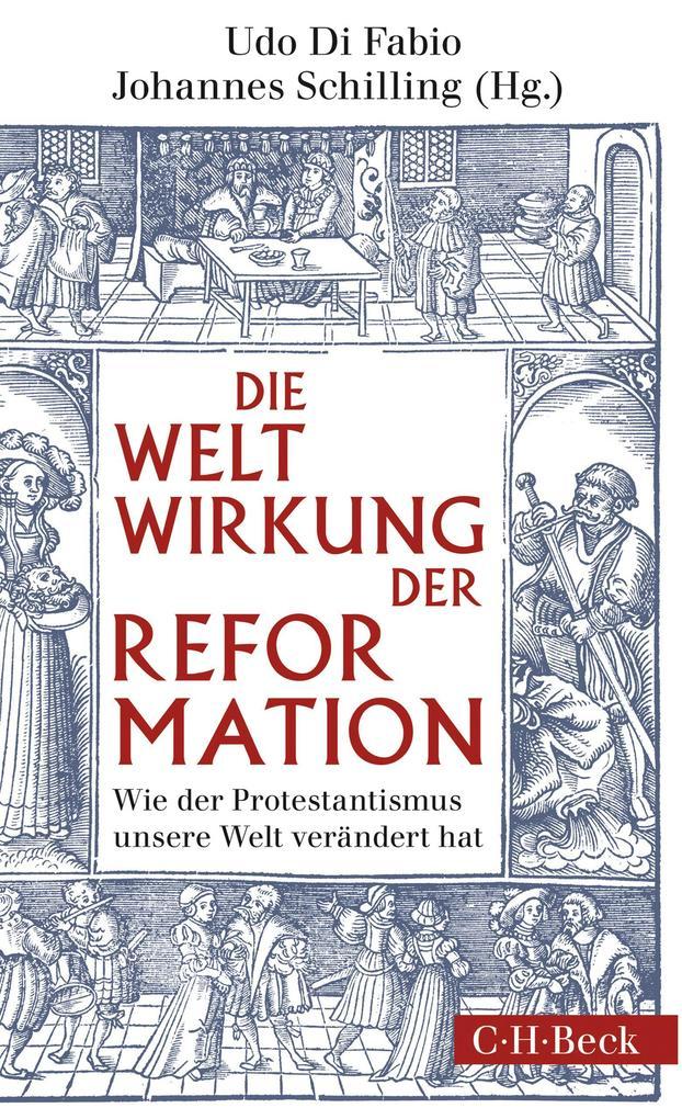 Weltwirkung der Reformation als eBook epub