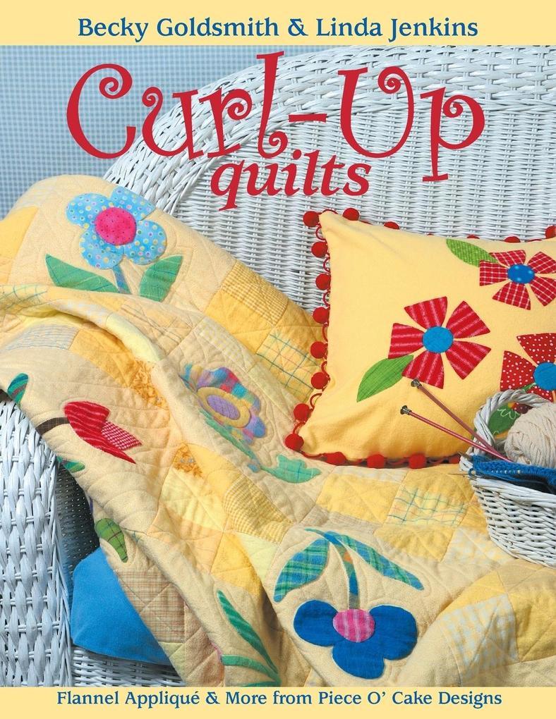 Curl-Up Quilts - Print on Demand Edition als Taschenbuch