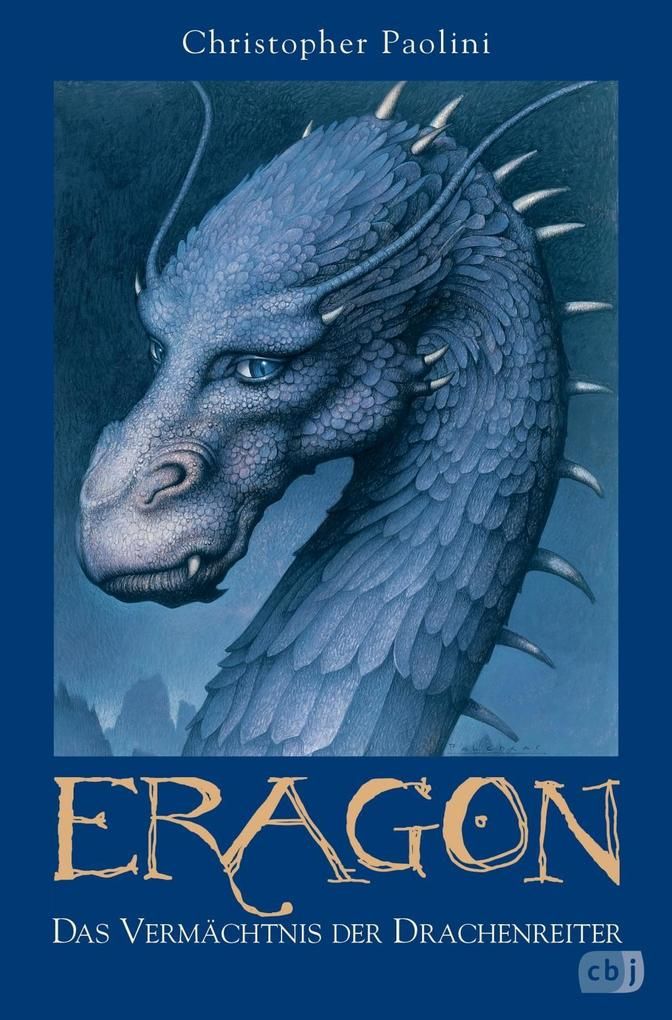 Eragon 01. Das Vermächtnis der Drachenreiter als Buch (gebunden)
