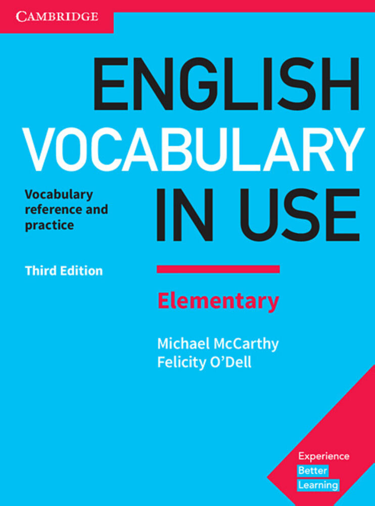 English Vocabulary in Use. Elementary. 3rd Edition. Book with answers als Buch (kartoniert)