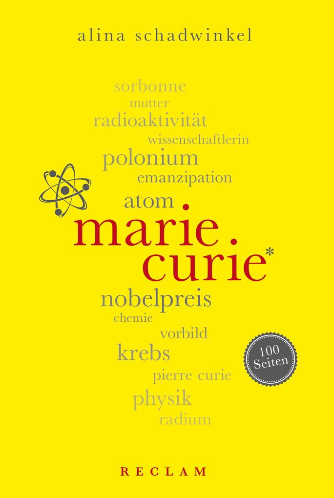 Marie Curie. 100 Seiten als eBook epub