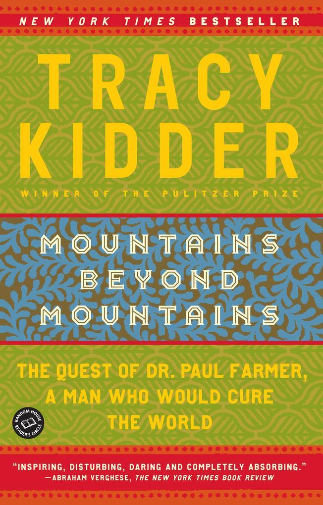 Mountains Beyond Mountains als Taschenbuch