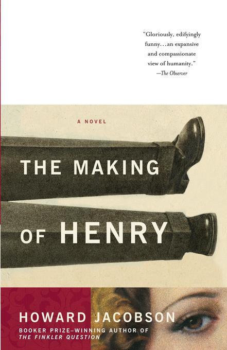 The Making of Henry als Taschenbuch