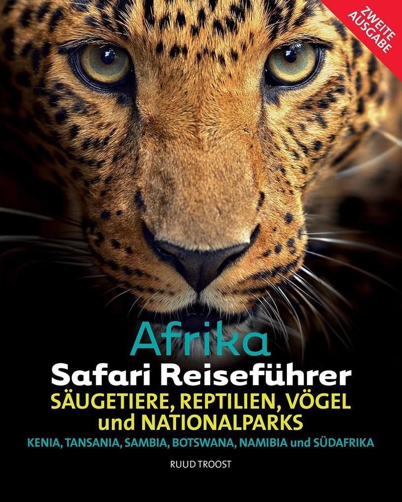 Afrika Safari Reiseführer als Buch (gebunden)