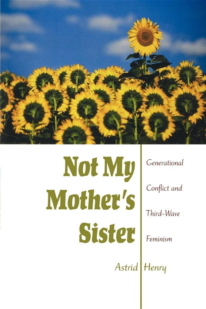Not My Mother's Sister als Taschenbuch