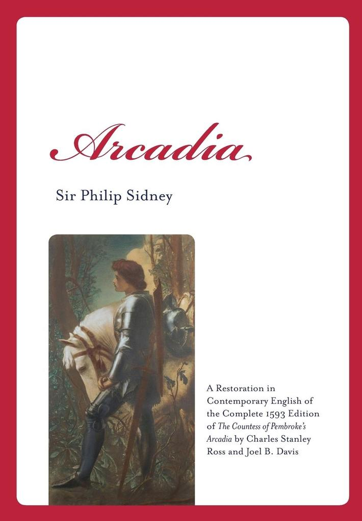 Arcadia als Buch (kartoniert)