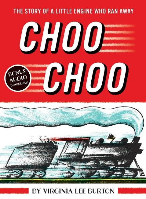 Choo Choo (with Full-Color Art) als Buch (gebunden)