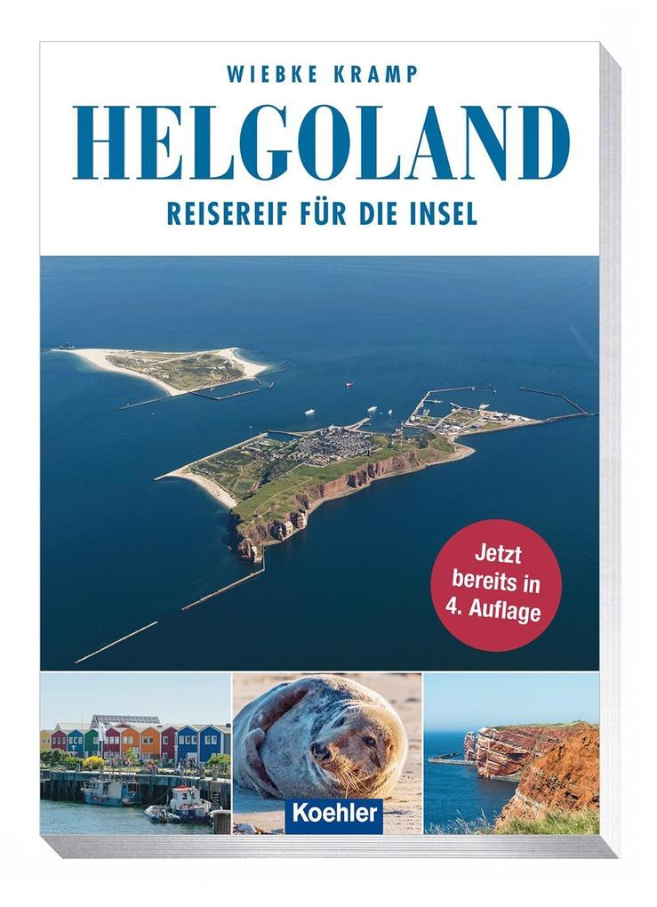 Helgoland als Buch (kartoniert)