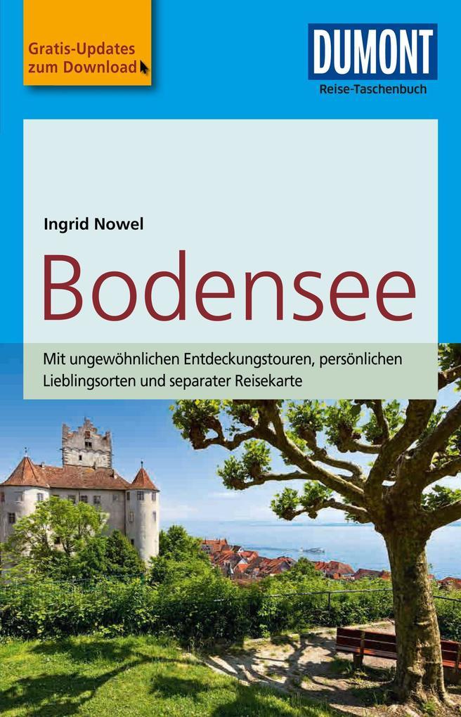 DuMont Reise-Taschenbuch Reiseführer Bodensee als eBook pdf