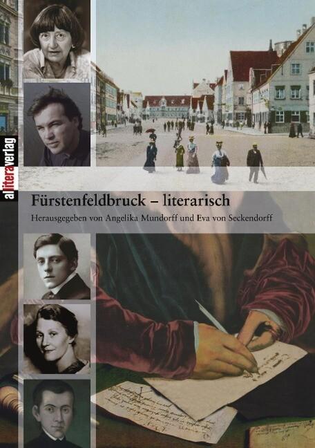 Fürstenfeldbruck-literarisch als Buch (kartoniert)