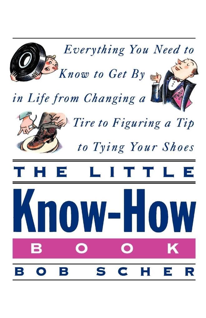 The Little Know-How Book als Taschenbuch