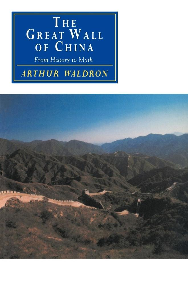 The Great Wall of China als Buch (kartoniert)