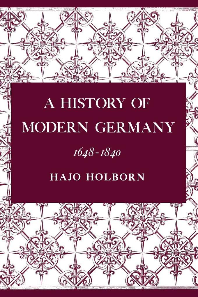 A History of Modern Germany, Volume 2 als Buch (kartoniert)