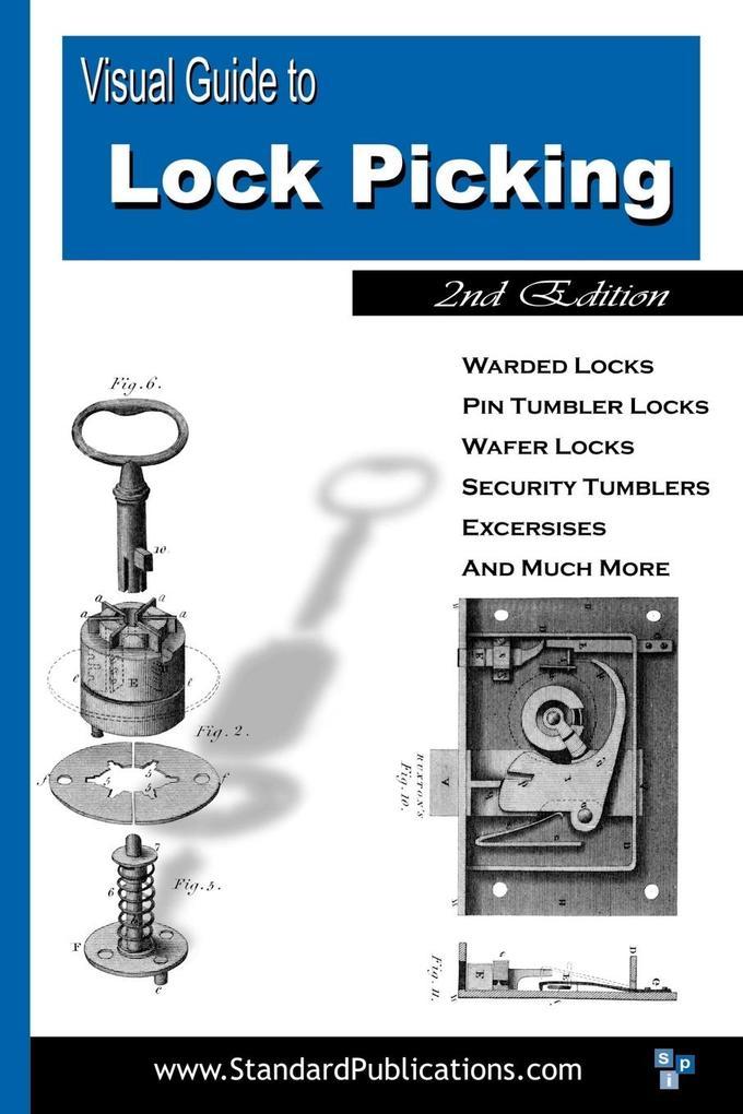 Visual Guide to Lock Picking als Buch (kartoniert)