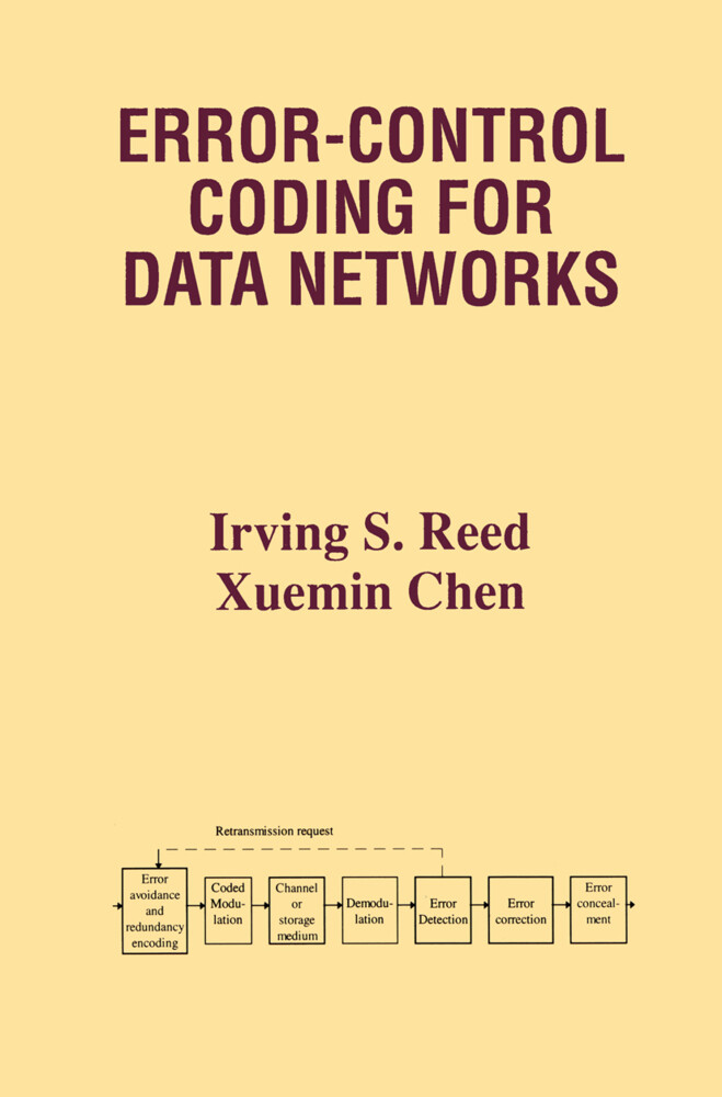 Error-Control Coding for Data Networks als Buch (gebunden)