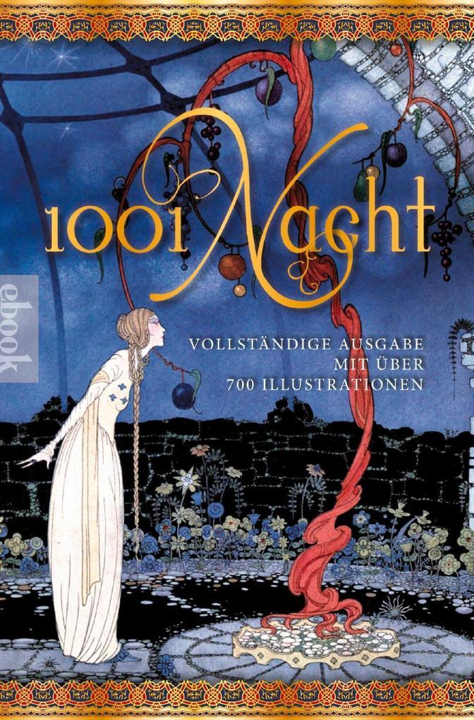 1001 Nacht - Tausendundeine Nacht als eBook epub