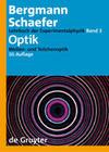 Lehrbuch der Experimentalphysik Bd.3 Optik