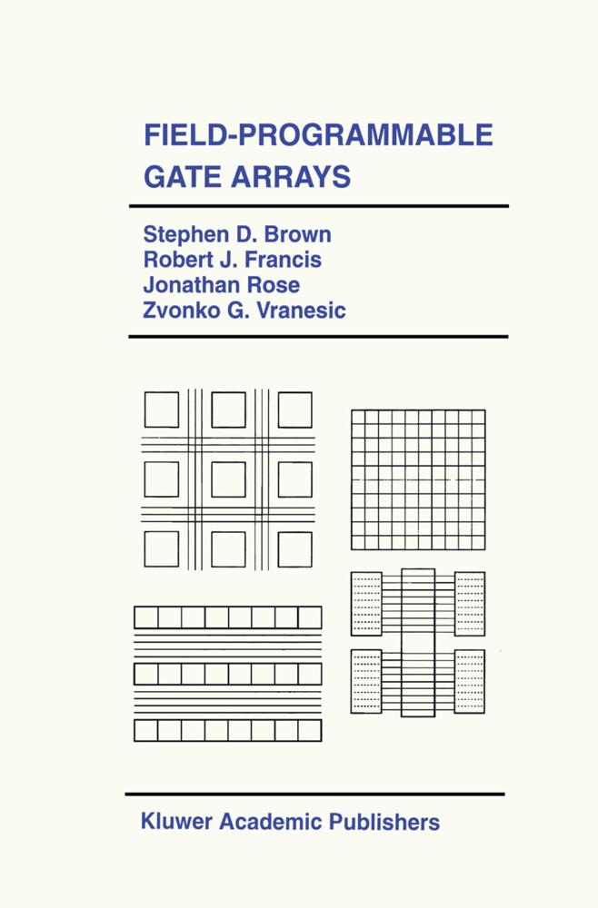 Field-Programmable Gate Arrays als Buch (gebunden)