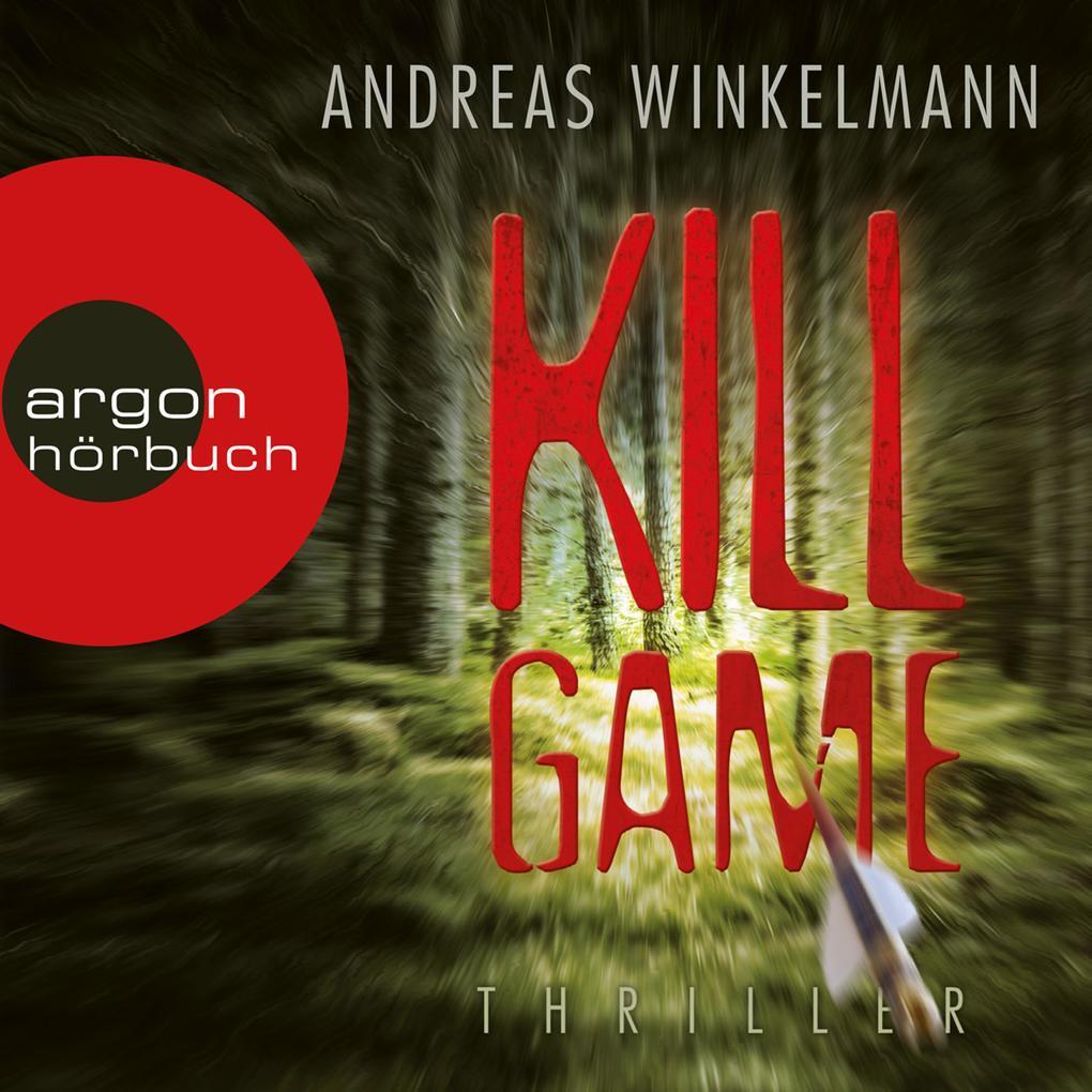 Killgame (Ungekürzte Lesung) als Hörbuch Download