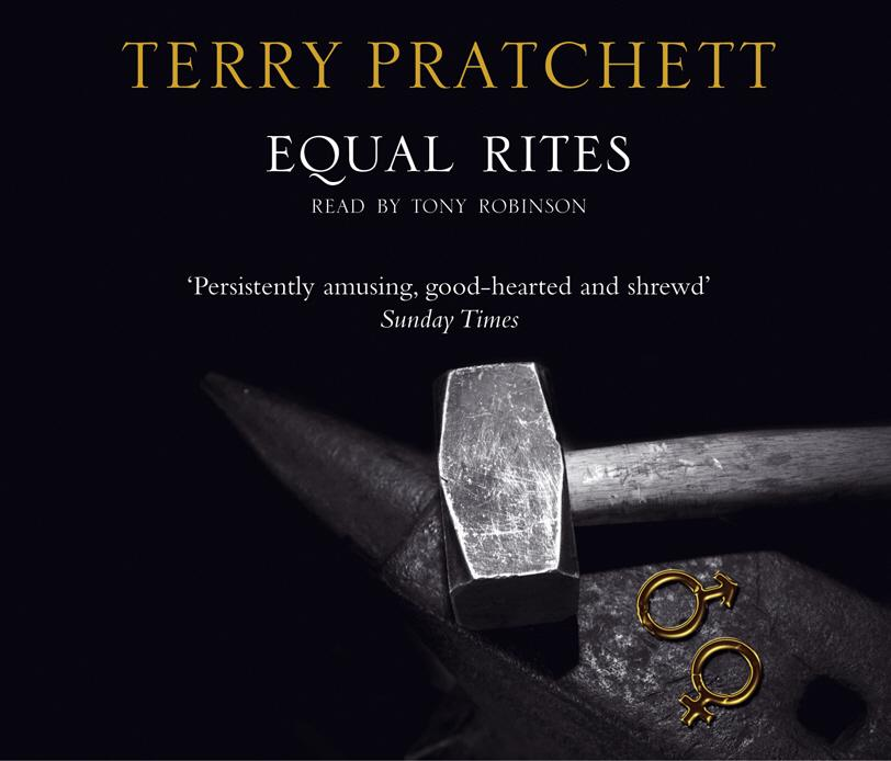 Equal Rites als Hörbuch CD