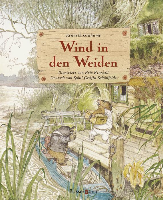 Wind in den Weiden als Buch