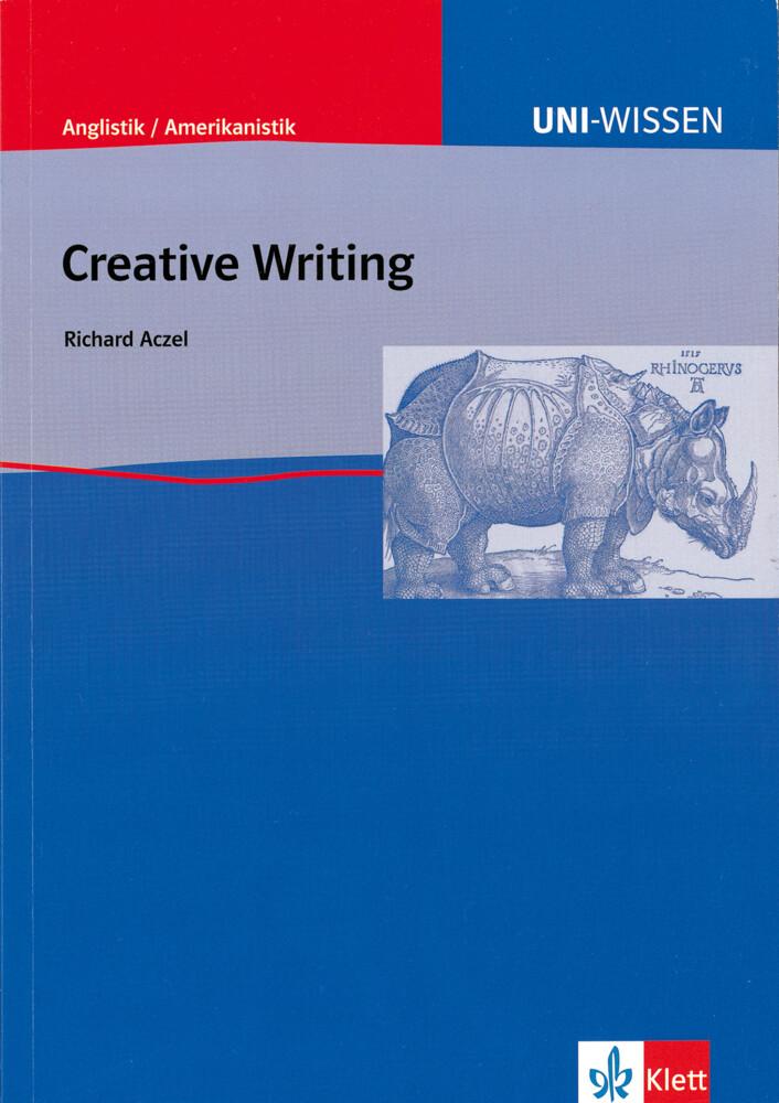 Creative Writing als Buch (kartoniert)