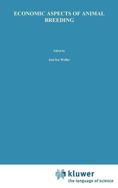 Economic Aspects of Animal Breeding als Buch (gebunden)