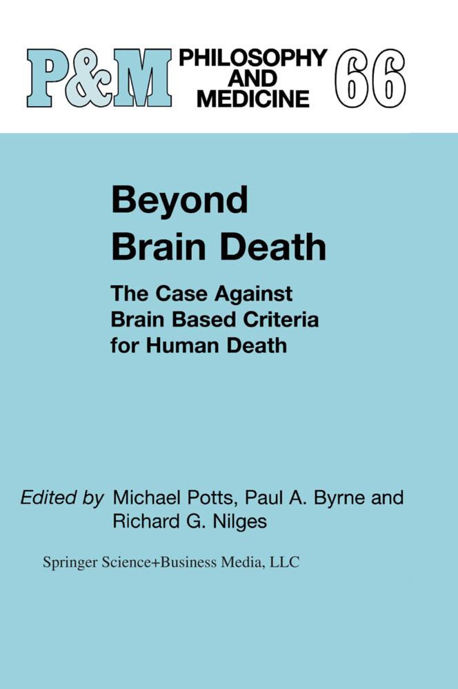 Beyond Brain Death als Buch (gebunden)