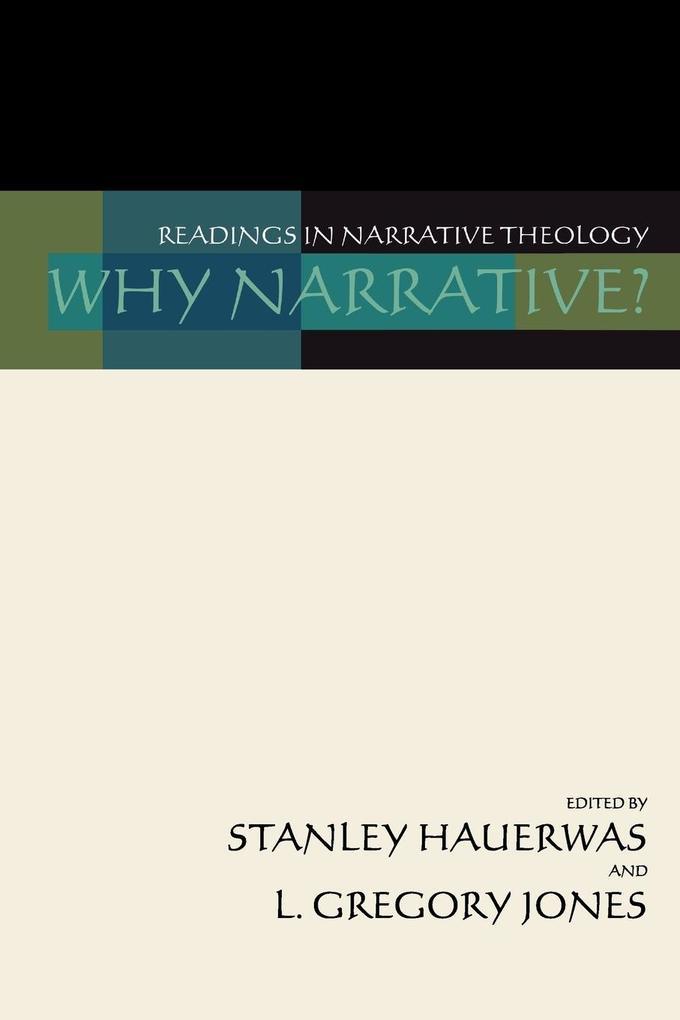 Why Narrative? als Taschenbuch