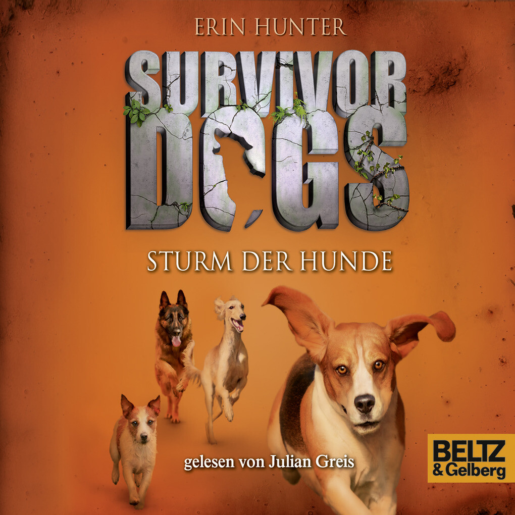 Survivor Dogs. Sturm der Hunde als Hörbuch Download