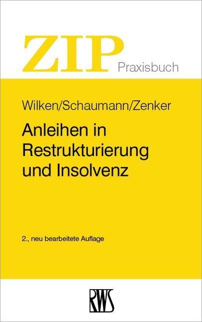 Anleihen in Restrukturierung und Insolvenz als eBook epub