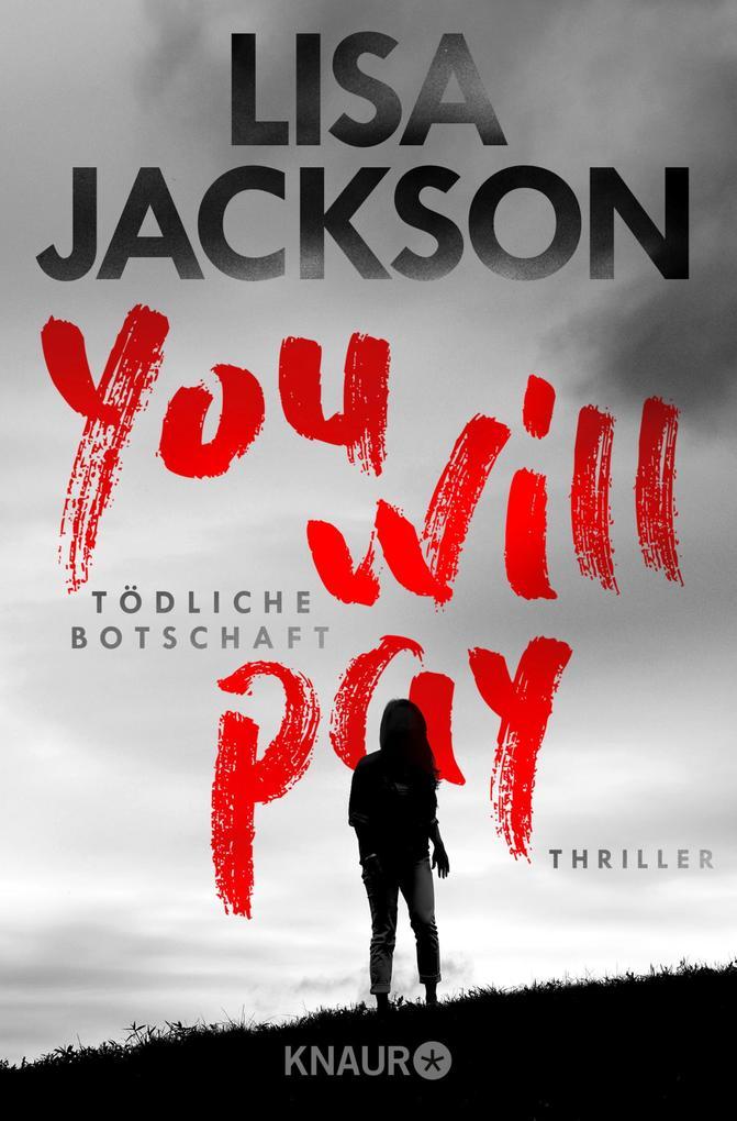You will pay - Tödliche Botschaft als eBook epub