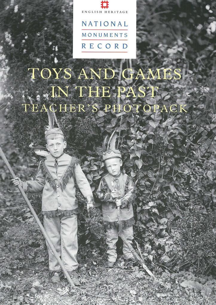 Toys and Games in the Past als Blätter und Karten