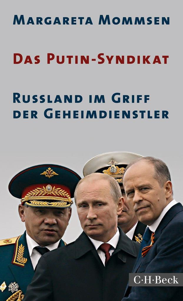 Das Putin-Syndikat als Buch (kartoniert)