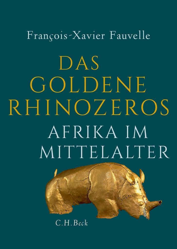 Das goldene Rhinozeros als Buch (gebunden)