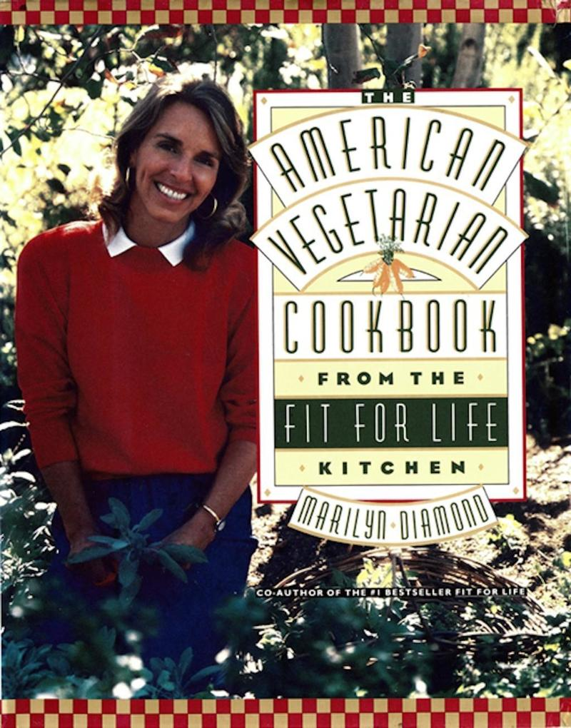 The American Vegetarian Cookbook from the Fit for Life Kitchen als eBook epub