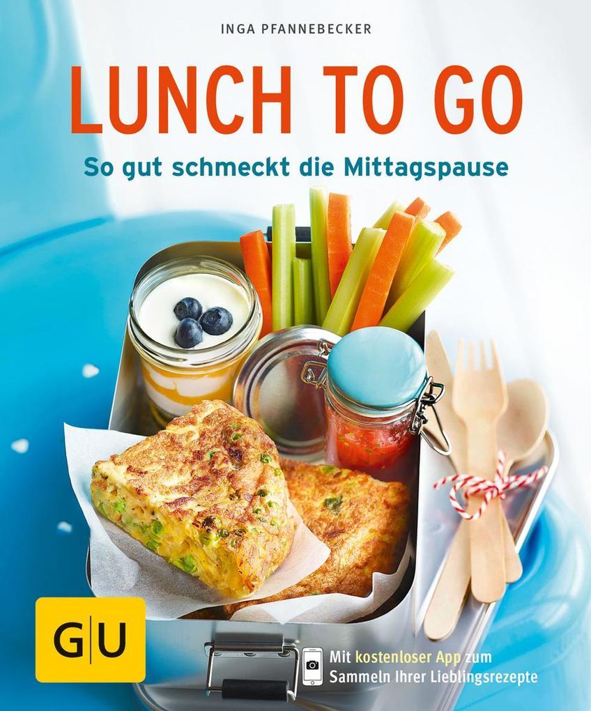 Lunch to go als Buch (kartoniert)
