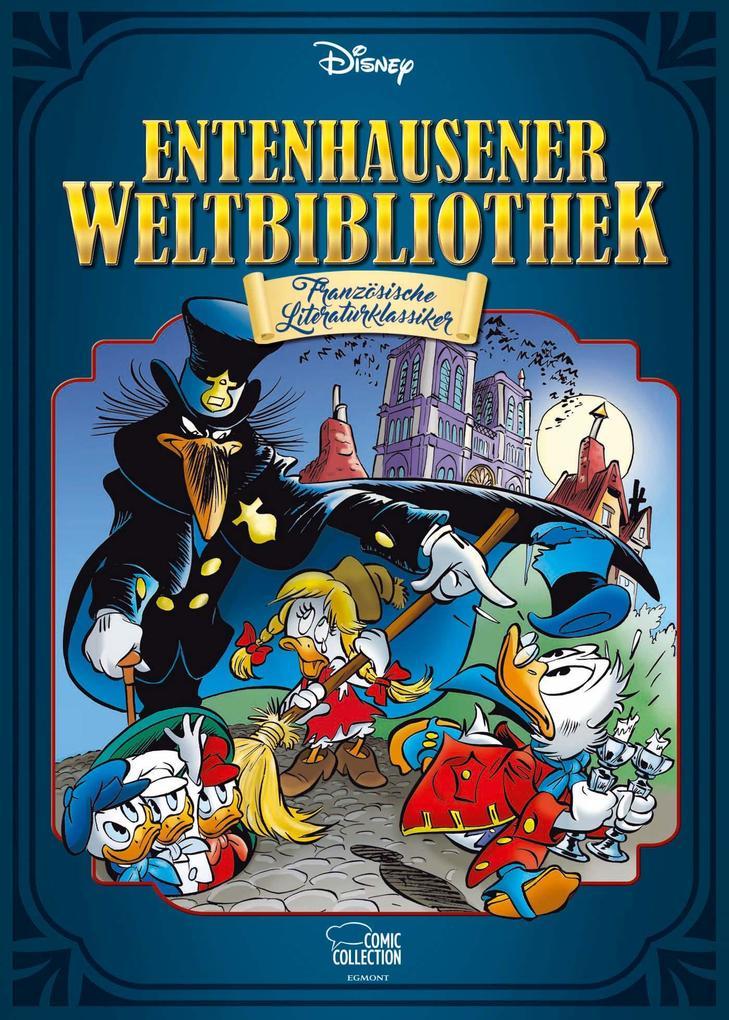 Entenhausener Weltbibliothek 02 als Buch (gebunden)
