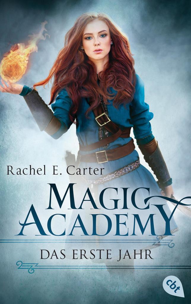 Magic Academy - Das erste Jahr als eBook epub