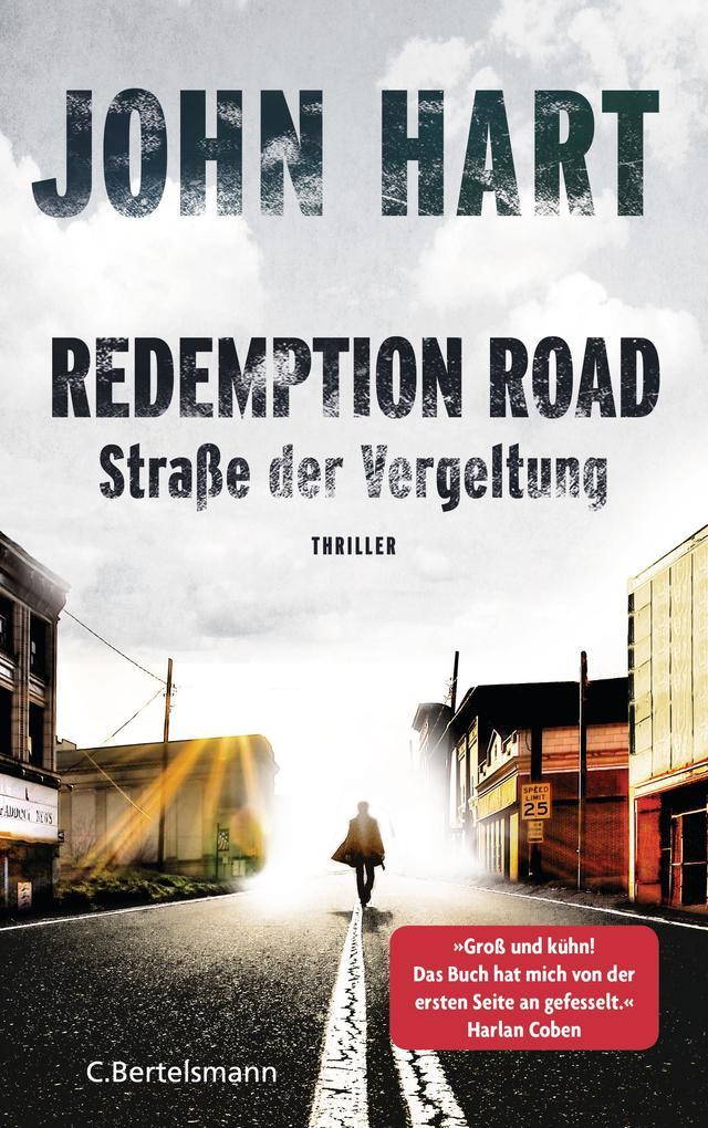 Redemption Road - Straße der Vergeltung als eBook epub