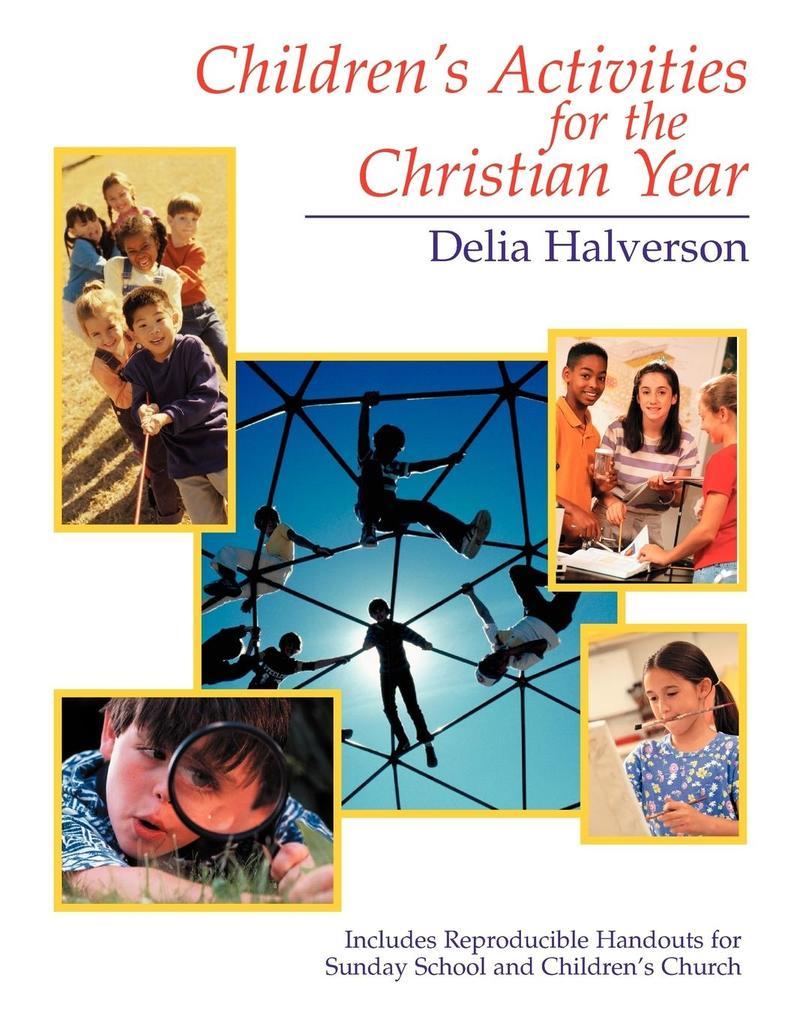 Children's Activities for the Christian Year als Taschenbuch