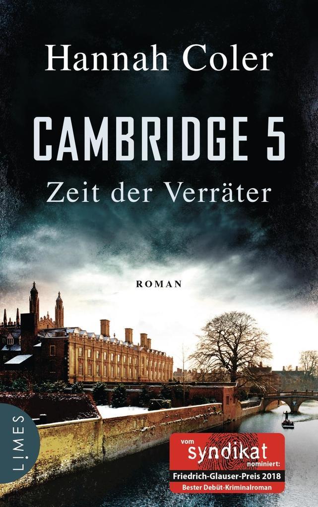 Cambridge 5 - Zeit der Verräter als Buch (gebunden)