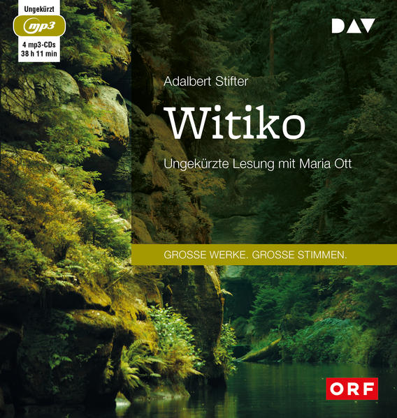 Witiko als Hörbuch CD